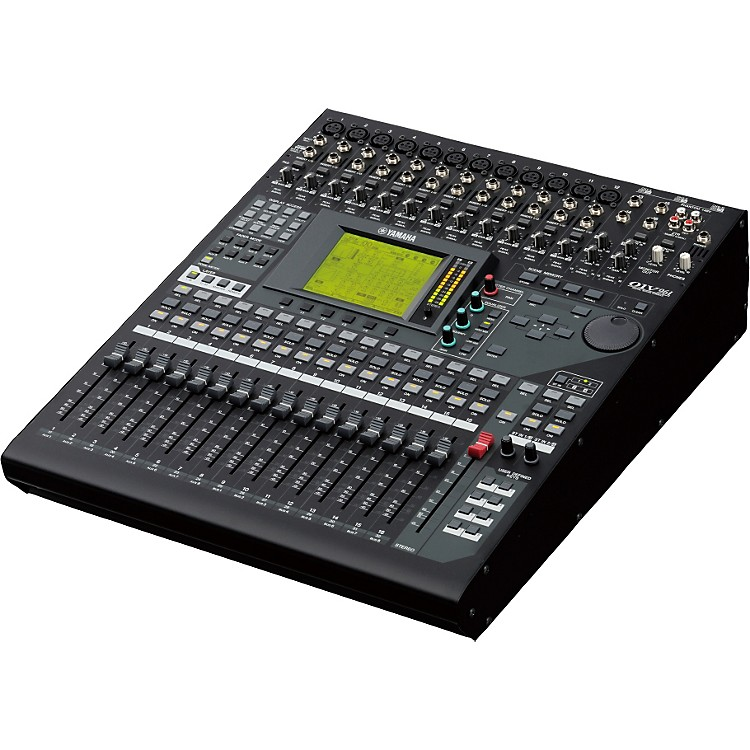 Yamaha01V96I 16-Channel Digital Mixer with USB 2.0 Connectivity and Moving Faders