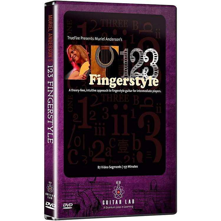 Emedia1-2-3 Fingerstyle Guitar DVD