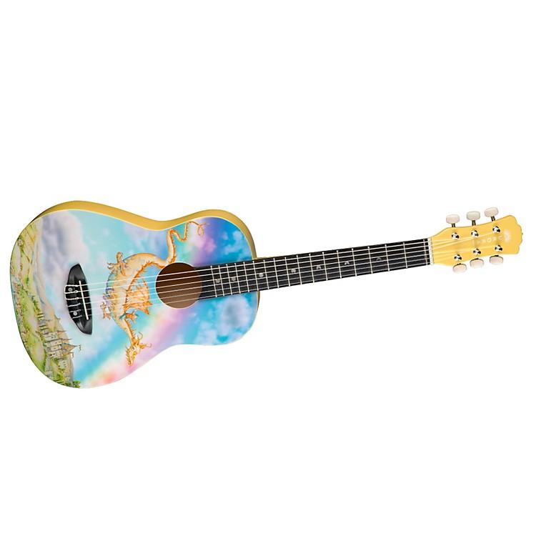 Luna Guitars1/2 Size Nylon String Guitar