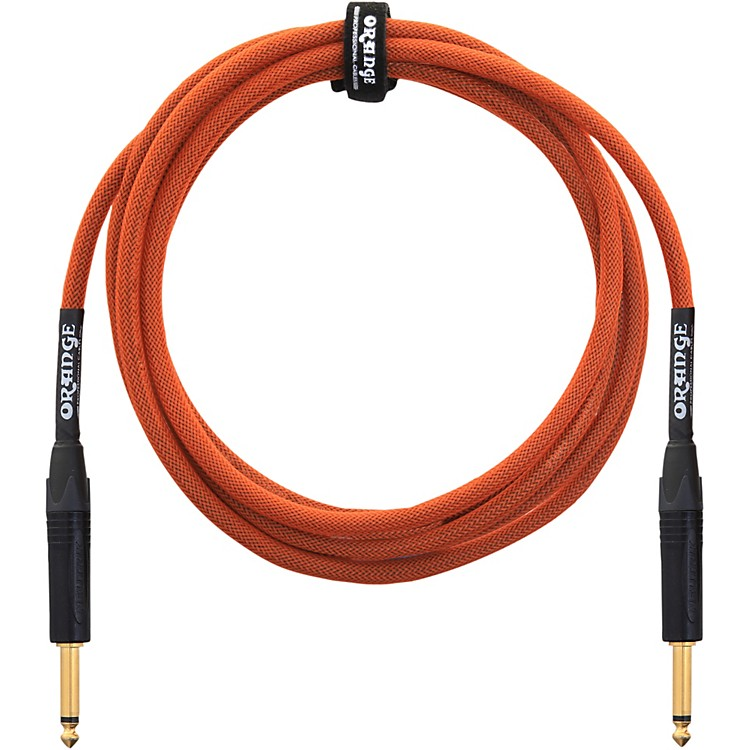 Orange Amplifiers1/4 Inch Instrument CableOrange10 ft.