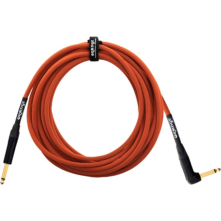 Orange Amplifiers1/4 Inch Right Angle Instrument CableOrange20 ft.