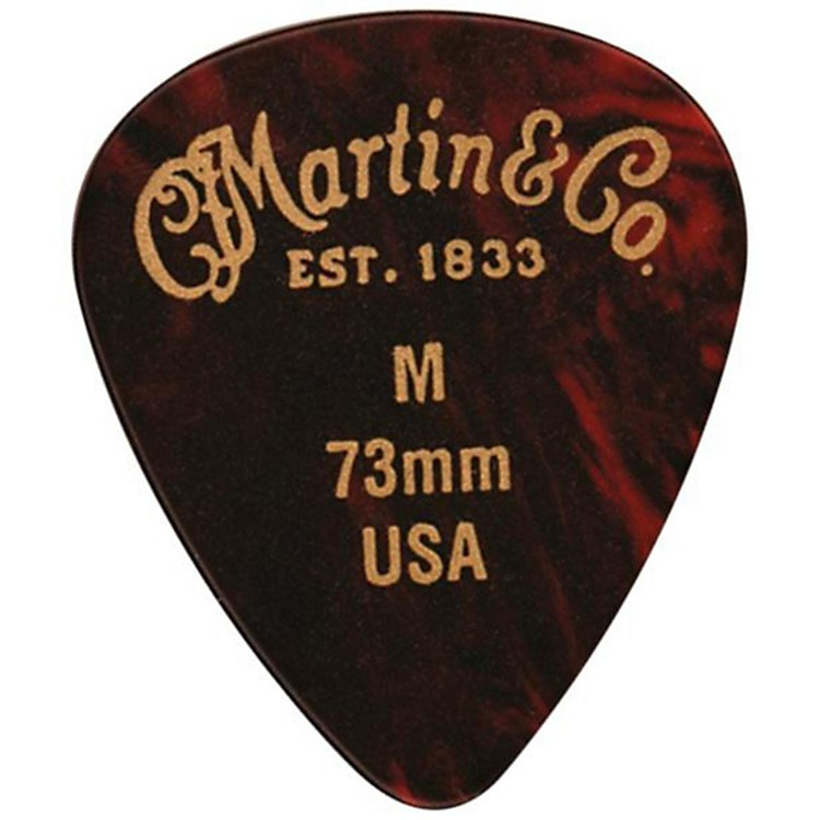Martin #1 Guitar Pick Pack Medium 1 Dozen