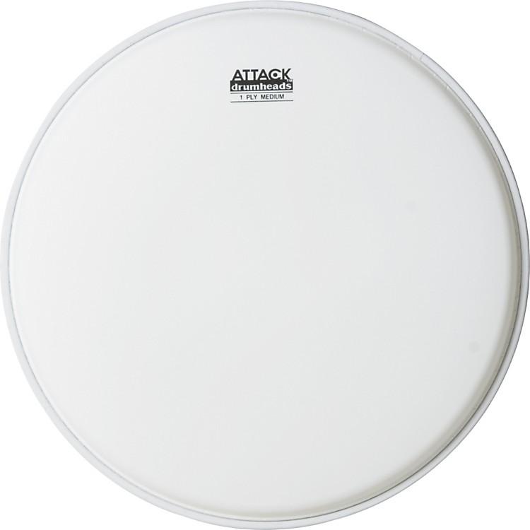 Attack1-Ply Medium Coated Drumhead