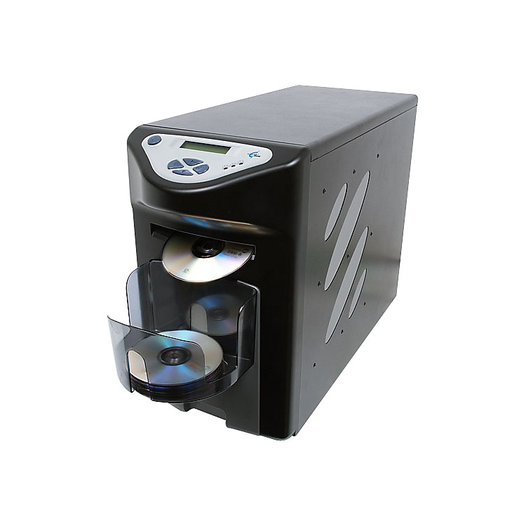 EZ Dupe 100 Disc Autoloader DVD/CD Duplicator