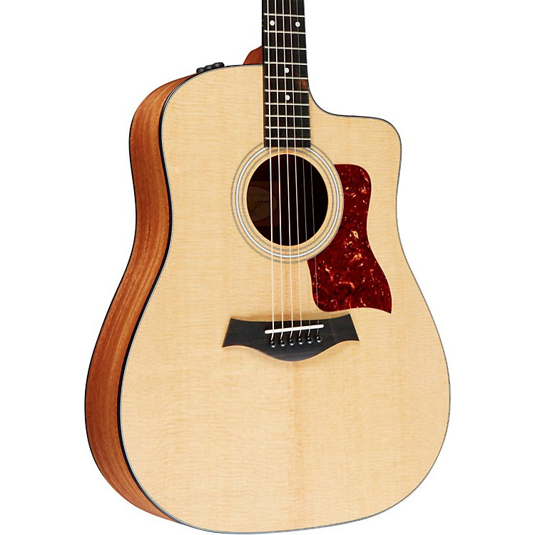 Taylor100 Series 110ce Dreadnought Acoustic-Electric Guitar
