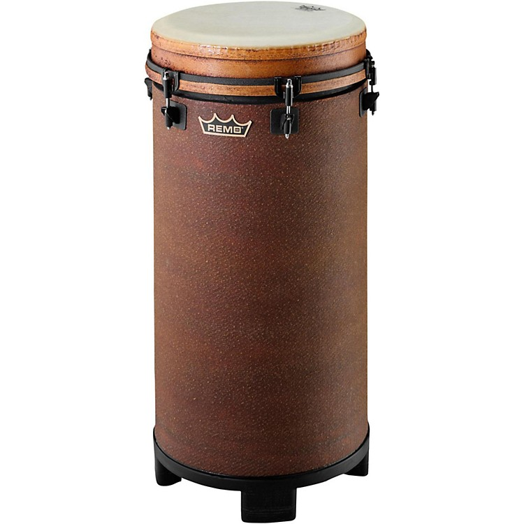 Remo 100 Series Tunable Tubano 27 x 14 in. Earth Fabric