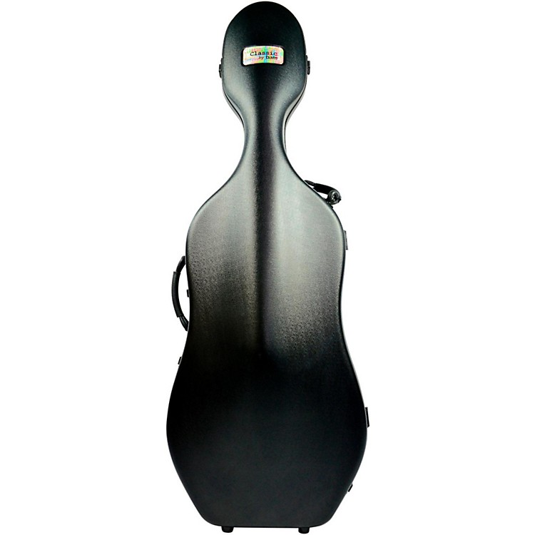 Bam1001S Classic Cello Case without WheelsBlack