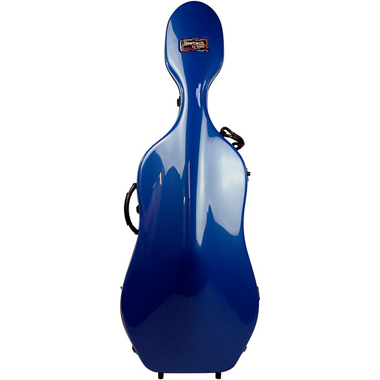 Bam1002N Newtech Cello Case without WheelsUltramarine Blue