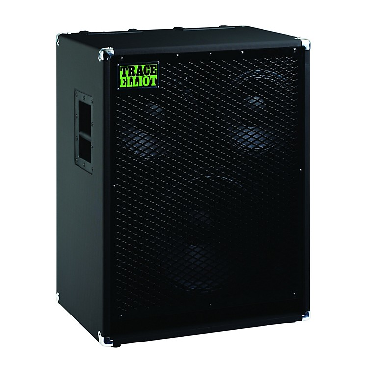 Trace Elliot 1015H 2x10/1x15 Bass Cab Black