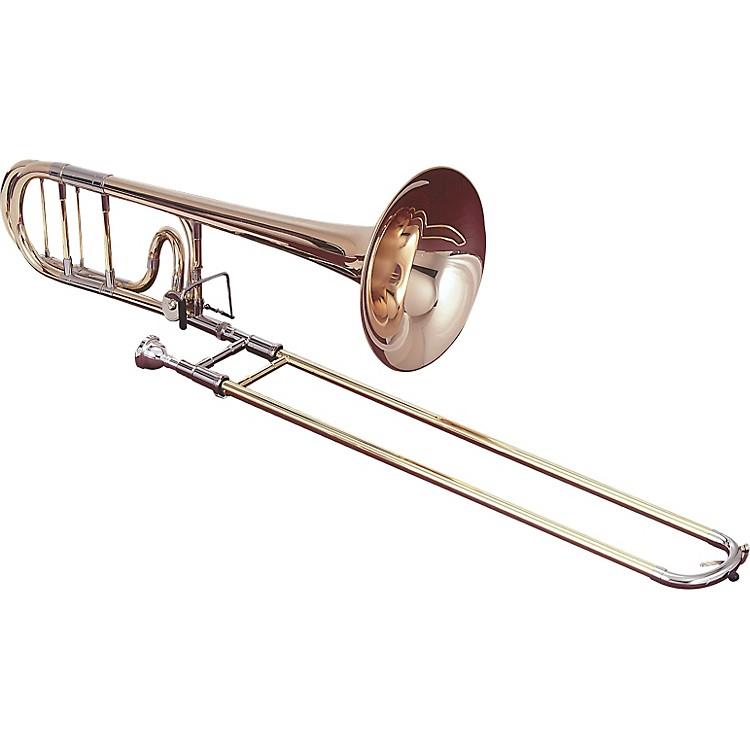 Getzen1047F Eterna Series F Attachment TromboneLacquerRed Brass Bell