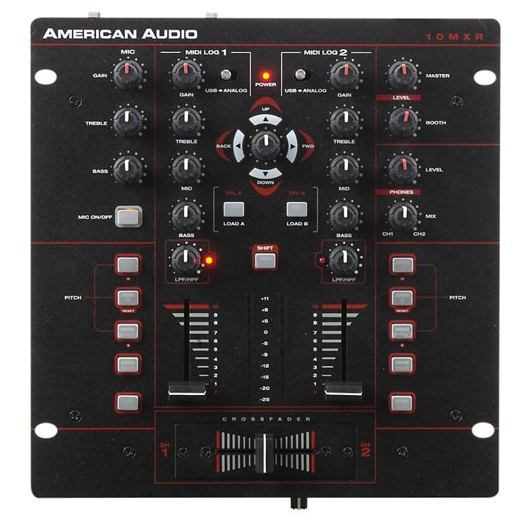 American Audio10MXR 2-Channel MIDILOG DJ Mixer