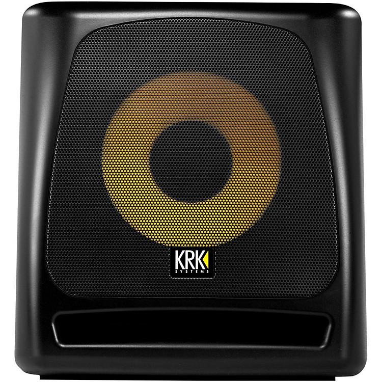 KRK10s 10 in. Powered Studio Subwoofer