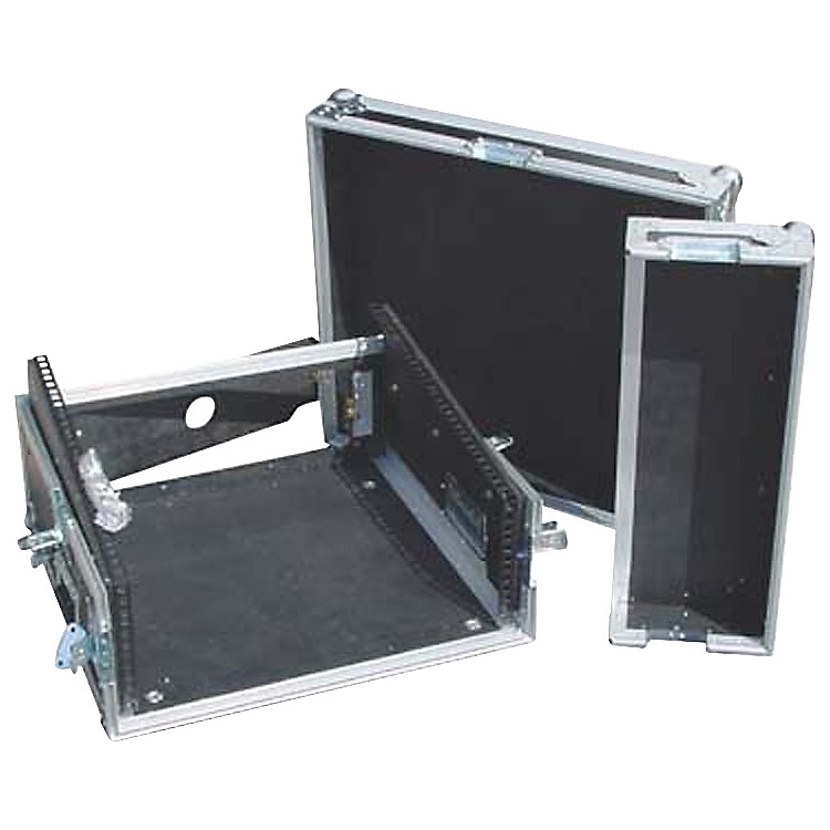 Eurolite10x2 Mixer/Amp Combo Rack Case10X2 U