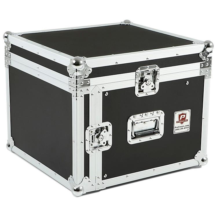Eurolite10x6 Mixer/Amp Combo Rack Case10X6 U