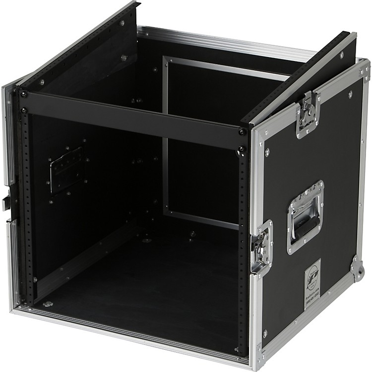 Eurolite10x8 Mixer/Amp Combo Rack Case10 X 8 U