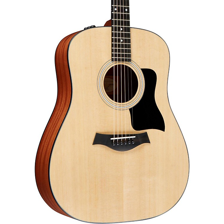 Taylor110e Dreadnought Acoustic-Electric GuitarNatural