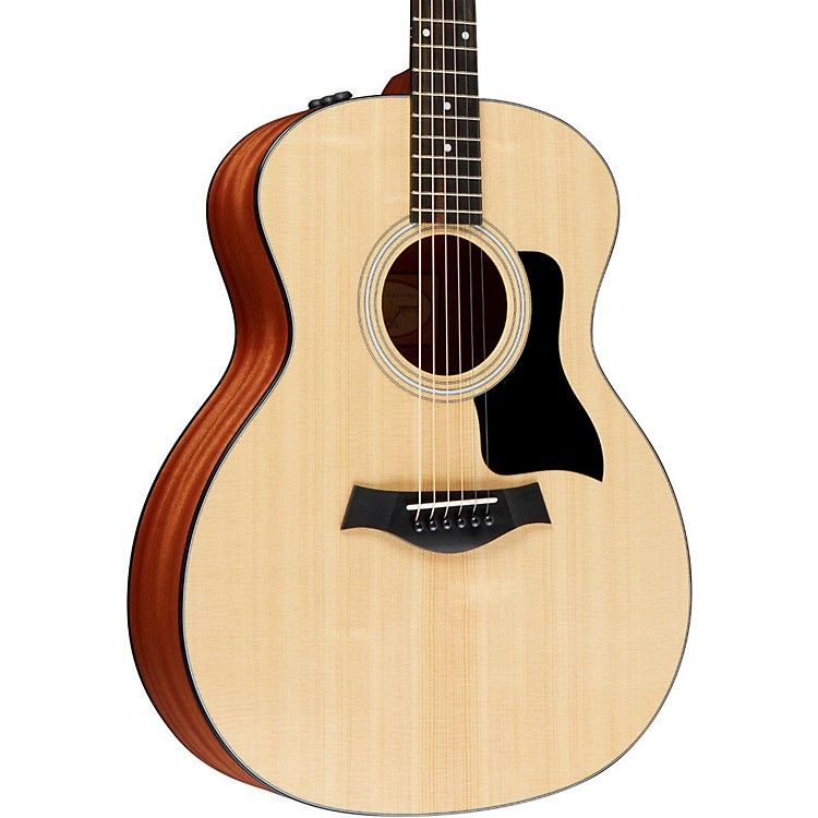 Taylor 114e Grand Auditorium Acoustic-Electric Guitar Natural