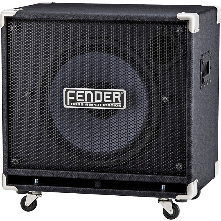 Fender115 Pro 800W 1x15 Bass Speaker Cabinet