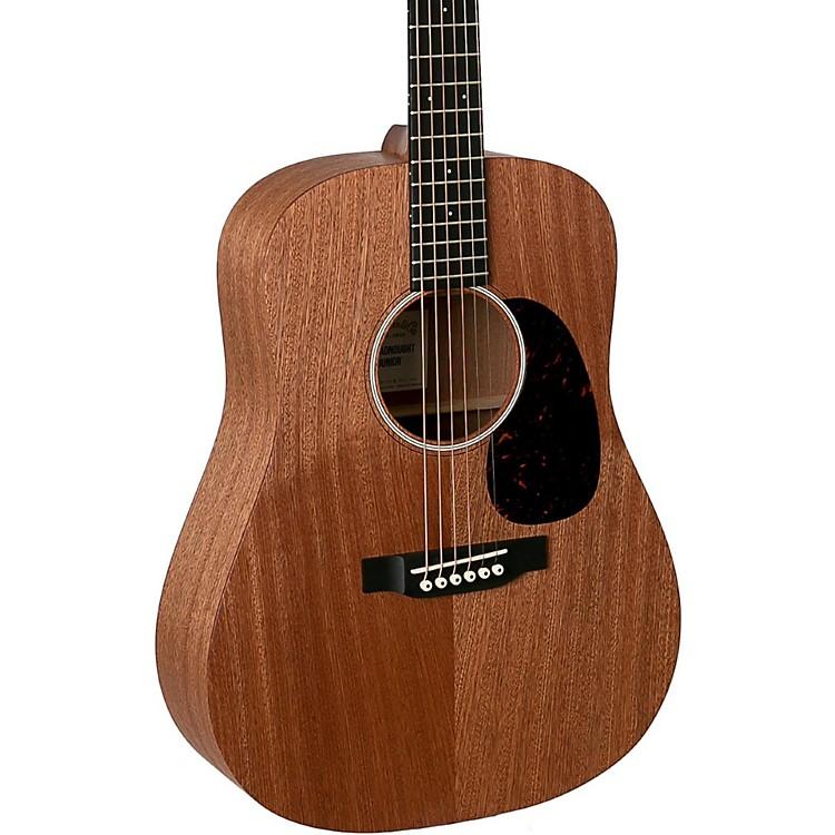 Martin11DJR2ASAPELE Dreadnought Jr Acoustic GuitarNatural