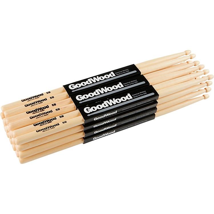 Goodwood12-Pack Drumsticks5BWood
