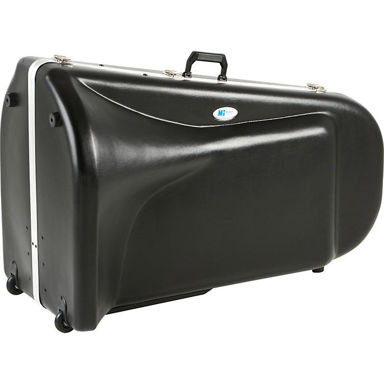 MTS Products1203V Large Frame Top Action Tuba CaseBlack