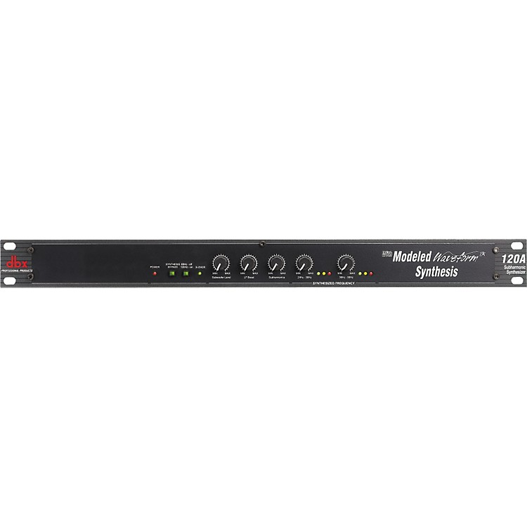 dbx120A Subharmonic Synth