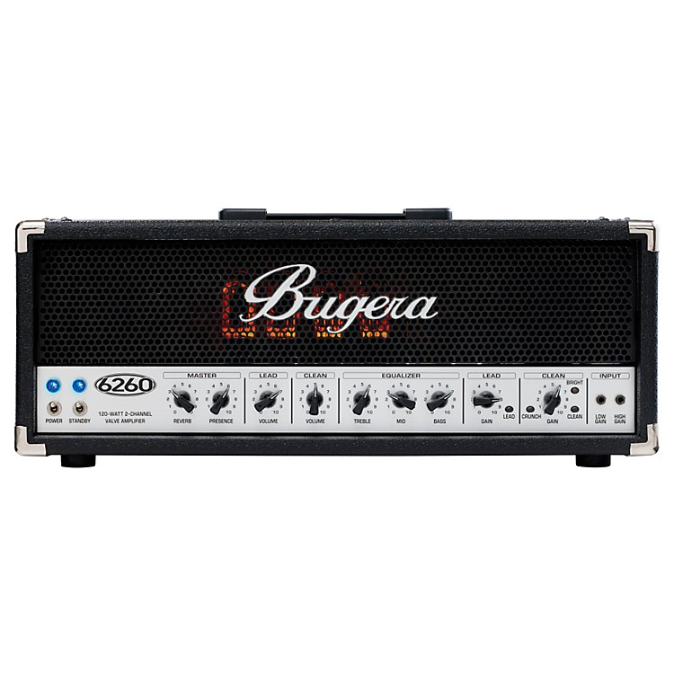 Bugera120W 2 Channel Valve Guitar Head