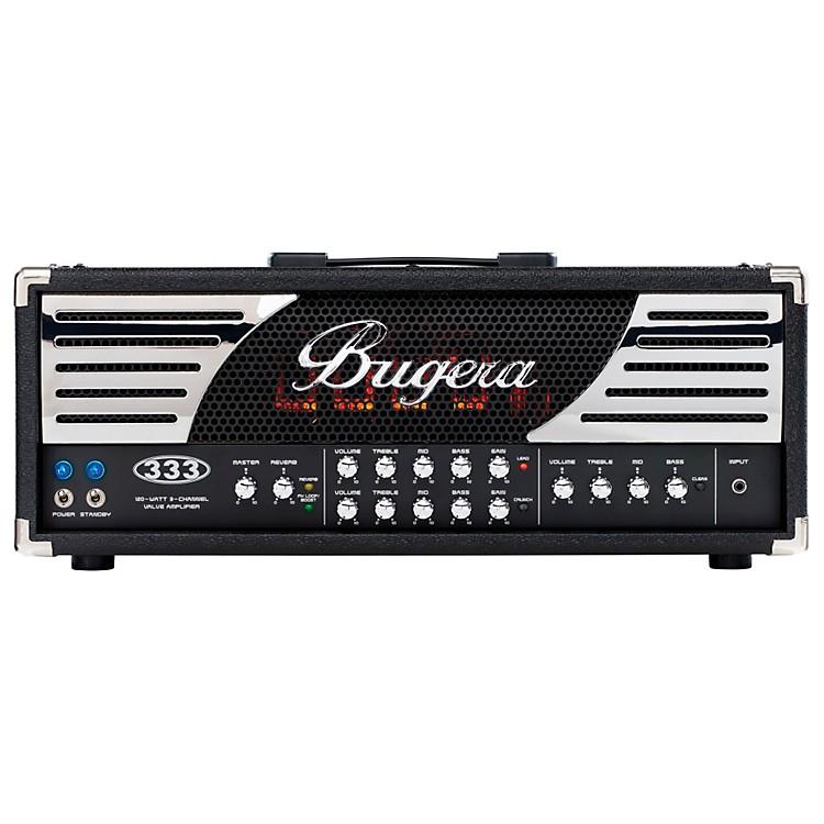 Bugera120W 3 Channel Valve Guitar Head