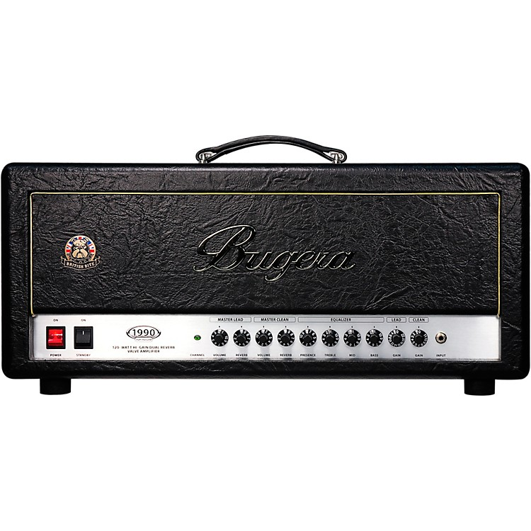 Bugera 120W British Bite Valve Guitar Head