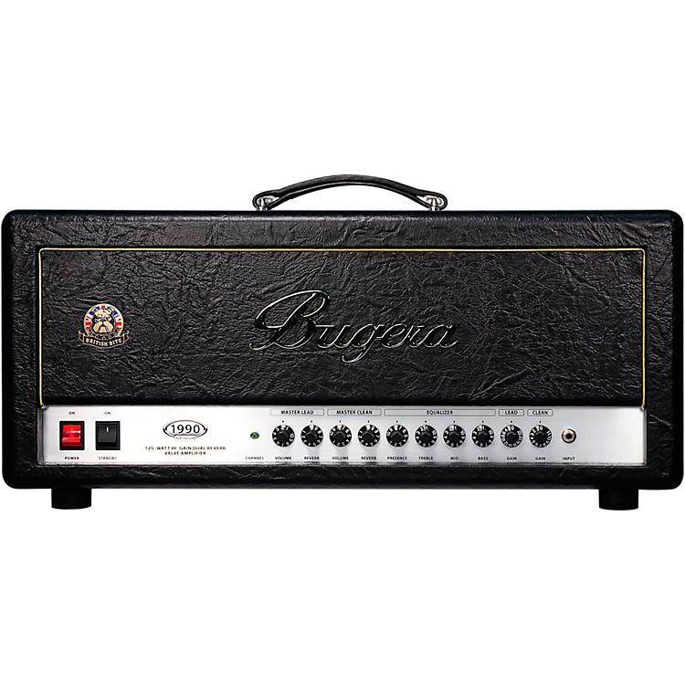 Bugera120W British Bite Valve Guitar Head