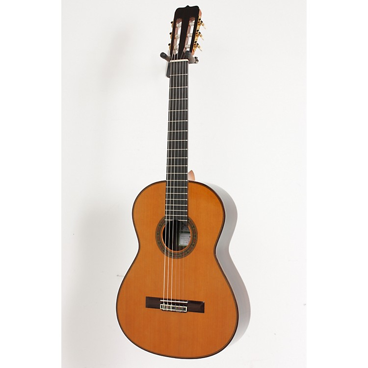 Jose Ramirez 125 Anos Classical Guitar with Humicase Natural 886830486258