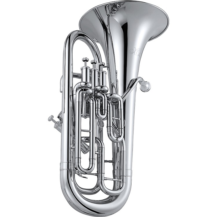 XO 1270 Professional Series Compensating Euphonium 1270S Silver