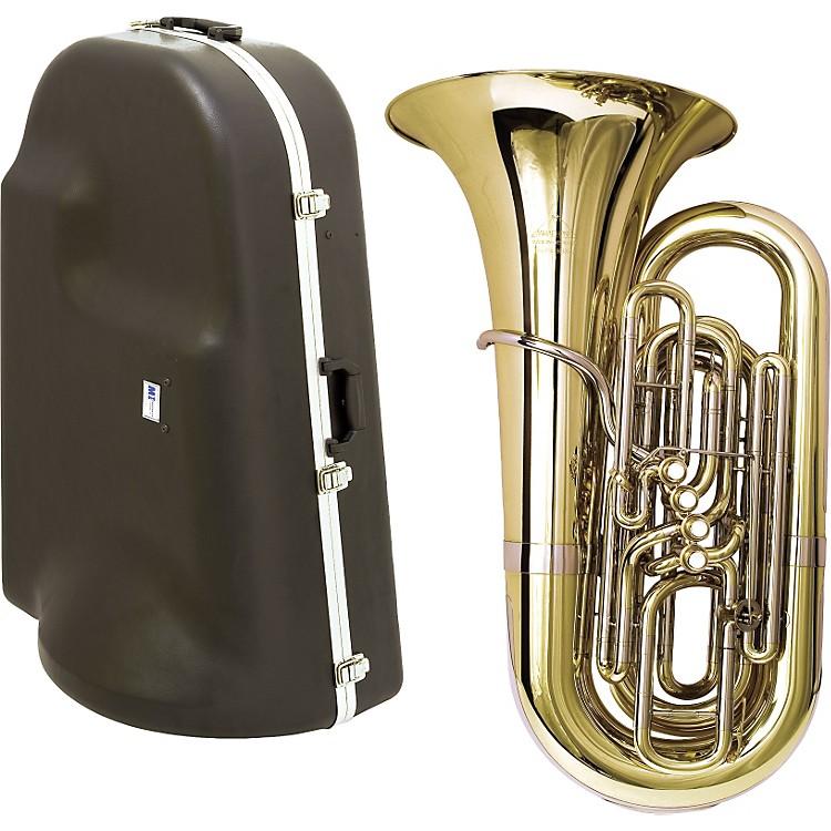Miraphone1291 Series 5-Valve BBb Tuba with Hard Case