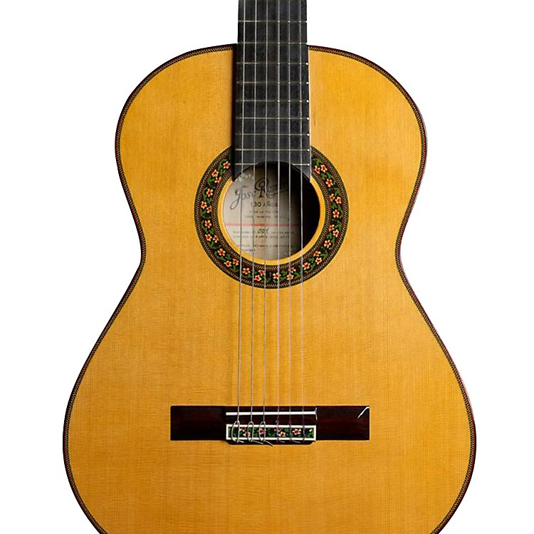 Jose Ramirez 130 A±os SP Classical Guitar