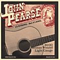 John Pearse 1300L 12-String 80/20 Bronze Acoustic Guitar Strings