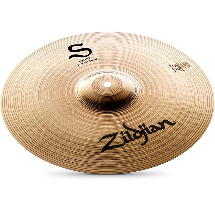 Zildjian14 in. S Family Hi-Hat Top14 in.