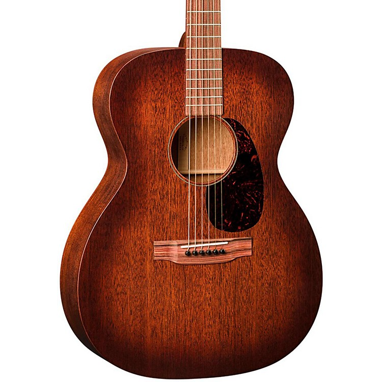 Martin 15 Series 000-15M Burst Auditorium Acoustic Guitar Satin Burst