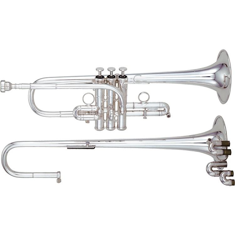 Kanstul1523 Series Eb / D Trumpet1523-2 Silver