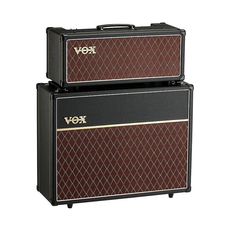 Vox15W Custom Tube Guitar Amp Head with 2x12 Cabinet
