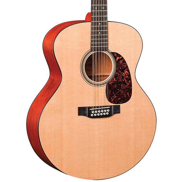 Martin 16 Series J12-16GTE Grand Jumbo 12-String Acoustic-Electric Guitar Natural