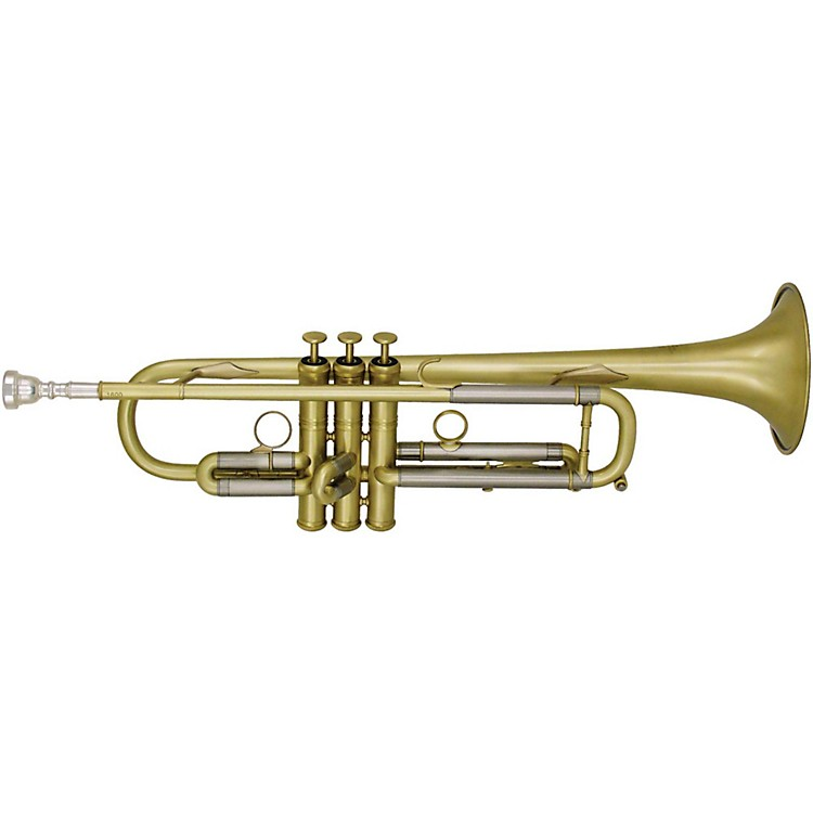 Kanstul1600 Series Bb Trumpet1600-5 Brushed Lacquer