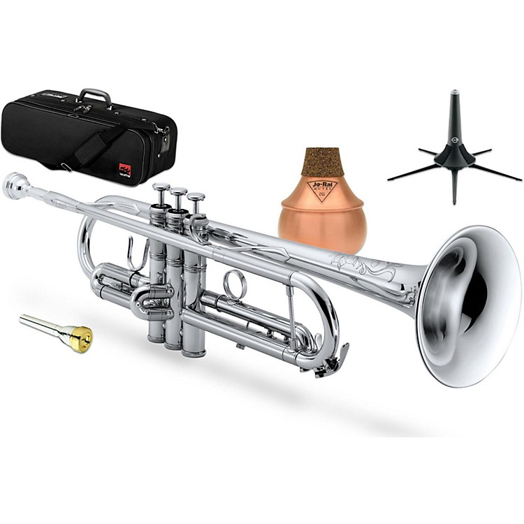 XO 1600IS Professional Series Bb Trumpet Gift Kit