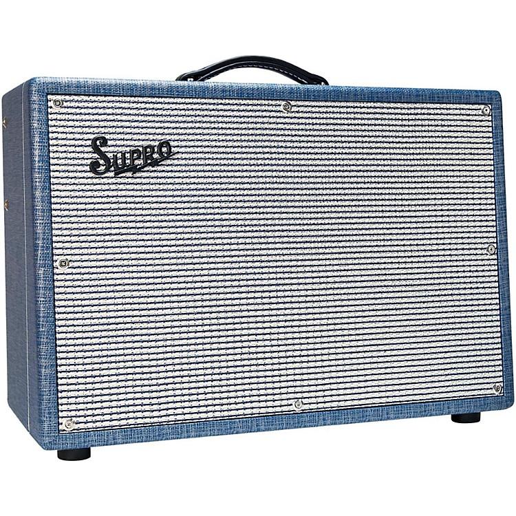 Supro1624T Dual-Tone 24W 1x12 Tube Guitar Combo Amp