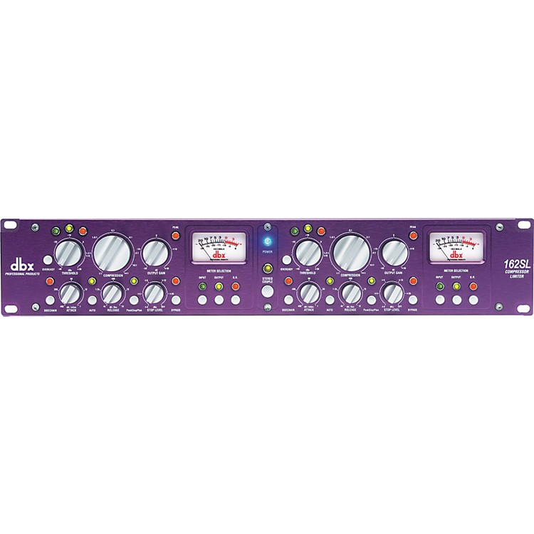 dbx162SL Stereo Compressor/Limiter
