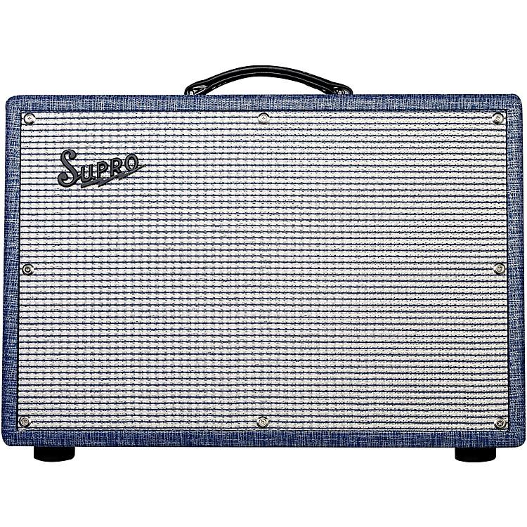 Supro1650RT Royal Reverb 35/45/60W 2x10 Tube Guitar Combo Amp