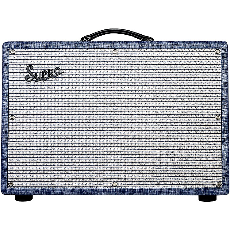 Supro1650RT Royal Reverb 35W 2x10 Tube Guitar Combo Amp