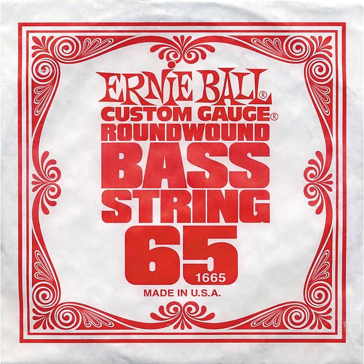 Ernie Ball1665 Single Bass Guitar String