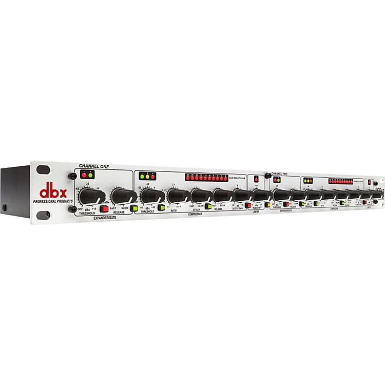 dbx166xs Dual Compressor Limiter