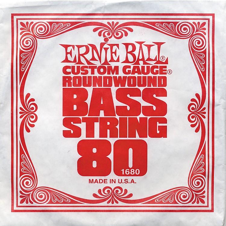 Ernie Ball1680 Single Bass Guitar String
