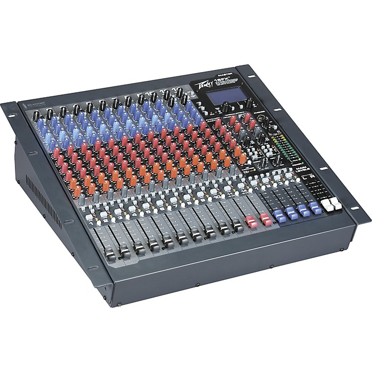 Peavey16FX 16 Channel Mixer with Effects